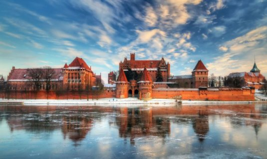 Malbork - The Castle of the Teutonic Order